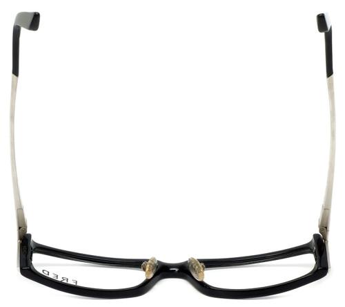 7a5eb358e81 ... Fred Lunettes Designer Eyeglasses St. Moritz C3-003 in Black 50mm     Custom