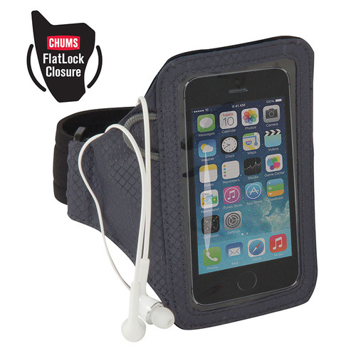 Chums Neo Sport Armband Case in Grey