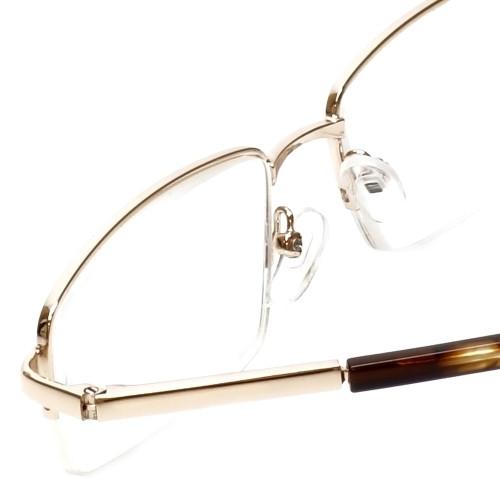 Calabria R783 Metal Reading Glasses