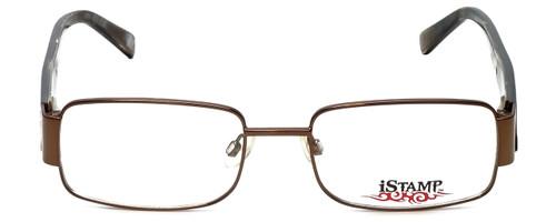 iStamp Designer Reading Glasses XP601M-183 in Brown 52mm