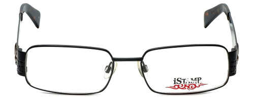 iStamp Designer Reading Glasses XP603M-021 in Black 55mm