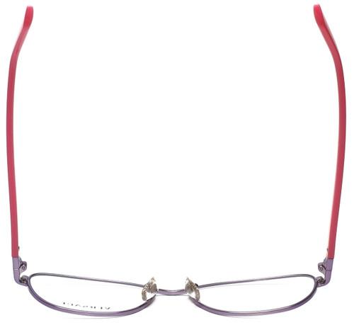 eeddf9a3db29 ... Versace Designer Eyeglasses 1221-1347-52 in Pink 54mm :: Custom Left &