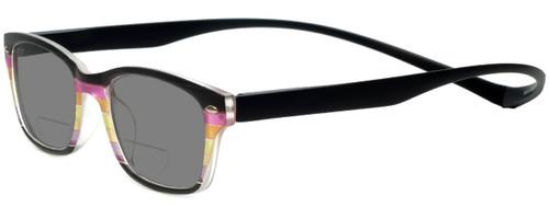Magz Greenwich Magnetic Polarized Bi-Focal Sunglasses (Non-Mirror Lenses)
