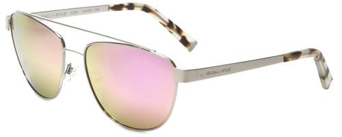 Kendall + Kylie Designer Sunglasses Lexi KK4002-045 in Silver 56mm