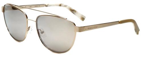 Kendall + Kylie Designer Sunglasses Lexi KK4002-275 in Dune Light Gold 56mm