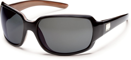 Black Backpaint and Grey Lens
