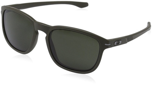 Oakley Designer Sunglasses Enduro in Olive Ink & Warm Grey Lens (OO9223-11)