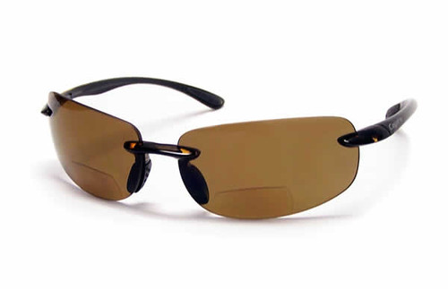 Coyote BP-5 Polarized Bi-focal Reading Sunglasses