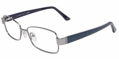 04fdc972944 Fendi Designer Eyeglasses F911 in Blue    Custom Left   Right Lens ...