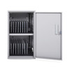 16 Tablets/Chromebooks Vertical Wall/Desk Charging Box