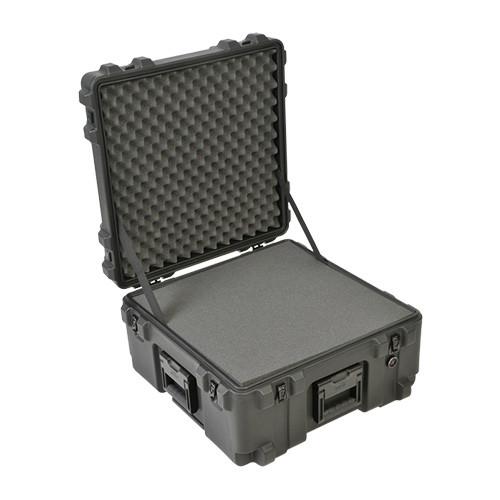 3R2222-12B-CW Waterproof military standard utility case
