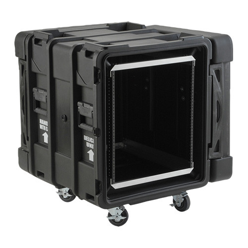"12u Shock Rack Case 24"" deep"