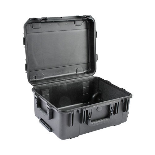 3i-1914-8BTE military standard shipping case with Empty.w/ TSA locks, wheels & pull handle.Waterproof