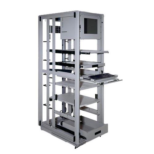 Rackmount Solutions 702030 L 40u Cruxial Server Rack 30 Inches Deep
