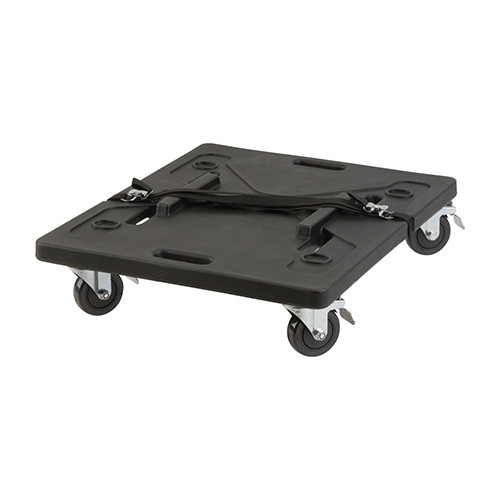 Caster Cart Board for 20 Shock Racks