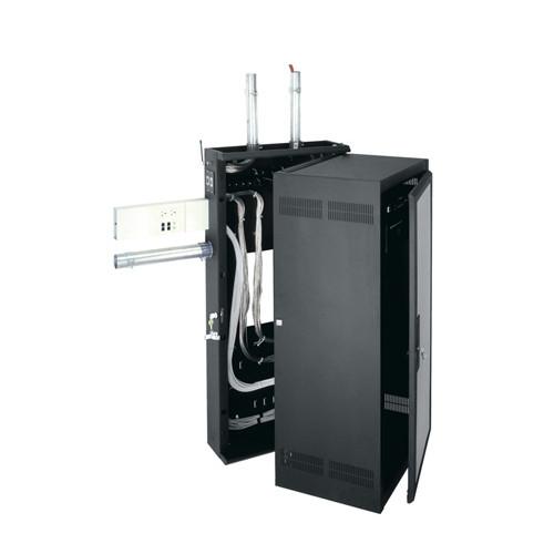 Middle Atlantic DWR-18-22PD 18u Wallmount Cabinet - Plexiglass Front Door
