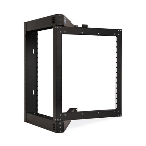 Kendall Howard 1915-3-800-12 - 12U Phantom Class Open Frame Swing-Out Rack