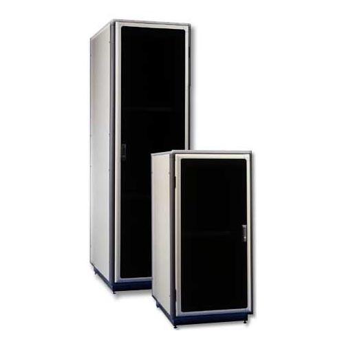 14u 30d Server Rack - Plexi Front