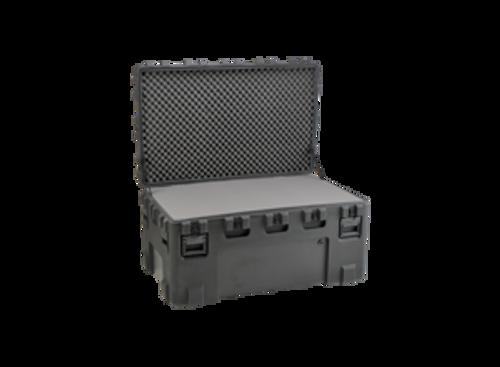 SKB R Series 5030-24 Waterproof Case with Layered Foam 3R5030-24B-L