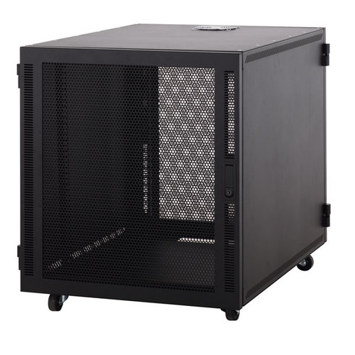 Kendall Howard 1932-3-001-12 - 12U Compact SOHO Server Cabinet