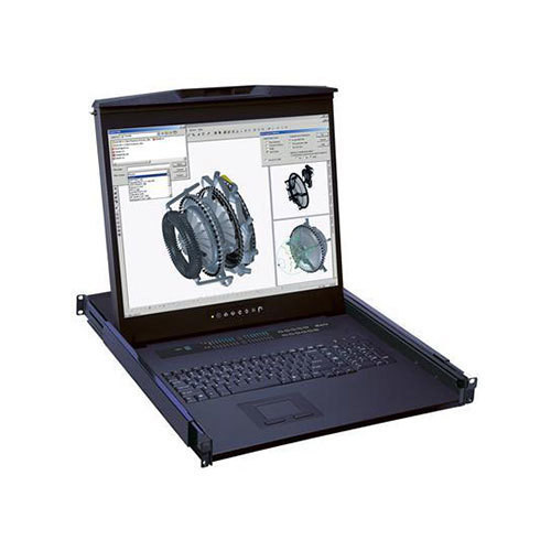 Rackmount LCD Monitors, Keyboards & KVM Switches