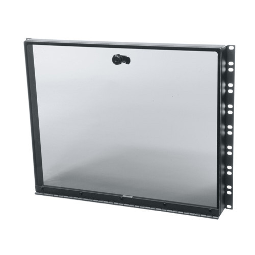 Secl 8 8u Hinged Rack Security Cover Middle Atlantic