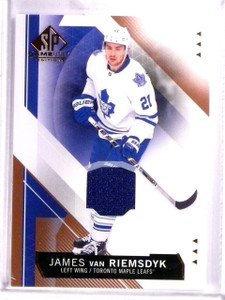 2015-16 SP Game Used Hockey James Van Riemsdyk Jersey #66 *54209
