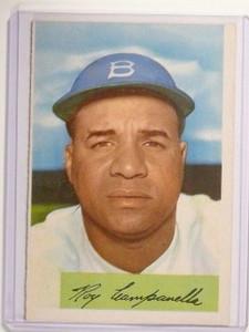 1954 Bowman Roy Campanella #90 VG-EX *45083