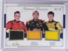 2016 National Treasures Jones Gaughan Dillon Firesuit #D07/15 #TDGJ *65396
