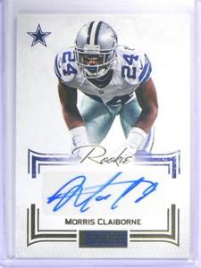 DELETE 13148 2012 Panini Playbook Morris Claibore auto autograph rc rookie #D43/49 #146 *4077