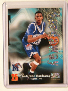 12-13 Upper Deck Fleer Retro Z-Force Super Rave Anfernee Hardaway #D28/50 *41273
