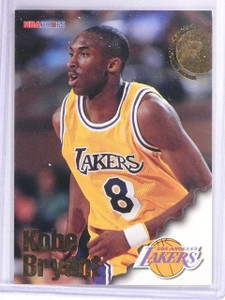 1996-97 Hoops Kobe Bryant Rookie RC #281 *62919