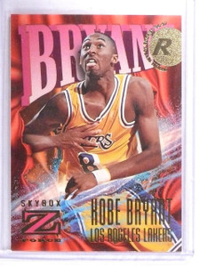 1996-97 Z-Force Kobe Bryant Rookie RC #142 *62088