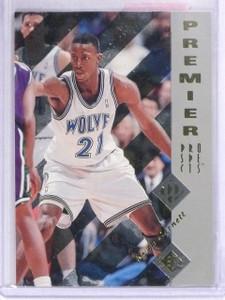 1995-96 Upper Deck SP Kevin Garnett Rookie RC #159 *62914