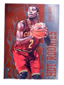 2012-13 Select Hot Rookies Kyrie Irving Rookie RC #31 *62092