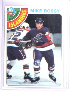 1978-79 Topps Mike Bossy Rookie RC #115 *64283