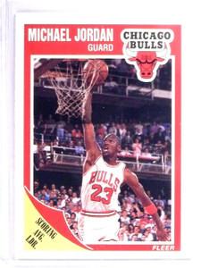 1989-90 Fleer Michael Jordan #21 *62941