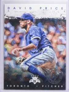 2016 Panini Diamond Kings Artist's Proofs David Price #D01/25 #108 *65631