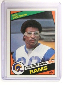 1984 Topps Eric Dickerson Rookie RC #280 *47140