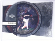 1998 Upper Deck Unparalled Barry Bonds #16 *64930