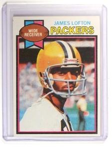 1979 Topps James Lofton Rookie RC #310 Ex *47040