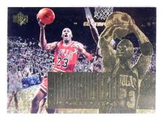 1995-96 Upper Deck SP Jordan Collection Michael Jordan #JC20 *62949