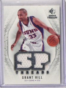 08-09 Sp Rookie Threads Grant Hill dual jersey #T-GH *38259