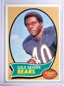 1970 Topps Gale Sayers #70 Vg-EX *60643