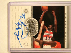 99-00 Upper Deck Legends Legendary Elvin Hayes auto autograph #Eh *41546