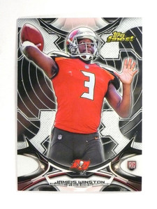 2015 Topps Finest Jameis Winston rc rookie #70 *51958