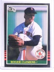 1985 Donruss Roger Clemens Rookie RC #273 *61611