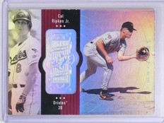 1998 Upper Deck SPX Spectrum Cal Ripken Jr #D1593/2250 #64 *63724