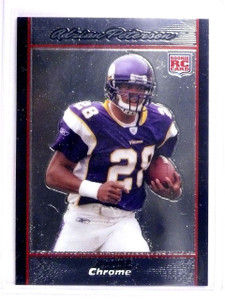 2007 Bowman Chrome Adrian Peterson Rookie RC #BC65 *64369