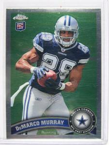 2011 Topps Chrome Demaraco Murray rc rookie #173 *31664